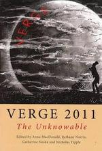 Verge 2011 : Monash Annual Anthology of Creative Writing