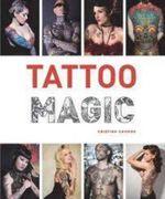 Tattoo Magic : ROCKPOOL PUBLISHING - Cristian Campos