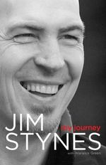 My Journey : A Biography of an AFL Legend - Jim Stynes