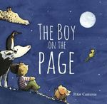 The Boy on the Page - Peter Carnavas