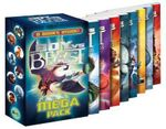 Boy Vs Beast : Mega Pack Books 1 to 8 - Mac Park