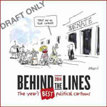 Behind the Lines 2014 : The Year's Best Political Cartoons - National Museum of Australia
