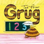 Grug Numbers Buggy Book - Ted Prior