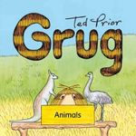 Grug Animals Buggy Book : Grug - Ted Prior