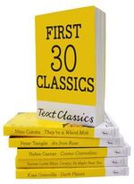The Text Classics Collection : the first thirty books  - Text Classics