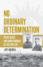 No Ordinary Determination - Jeff Hatwell