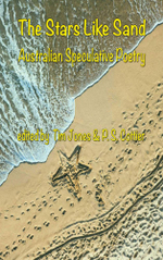 The Stars Like Sand : Australian Speculative Poetry