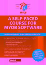 A Self-Paced Course For MYOB Software : Includes Sales, Purchases and Payroll - Bronwyn De Losa