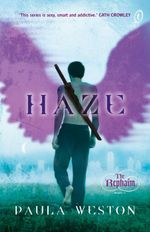 Haze : The Rephaim : Book 2 - Paula Weston