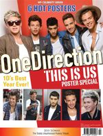 One Direction This is Us Poster Special - Jess Lomas