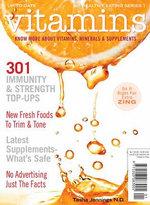Vitamins : Know More About Vitamins, Minerals & Supplements - Tasha Jennings