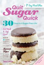 Quit Sugar Quick - Jess Lomas