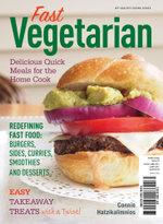 Fast Vegetarian - Connie Hatzikalimnios