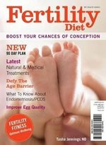 Fertility Diet : Boost Your Chances of Conception - Tasha Jennings