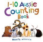 1-10 Aussie Counting Book - Heath McKenzie