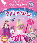 My First Creativity Book : Princesses - Fiona Munro