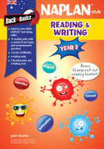 Back to Basics - Naplan-style Reading and Writing Year 3 - Jane Bourke