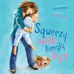 Squeezy Cuddle Dangly Legs - Peter Whitfield