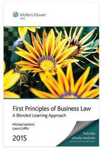 First Principles of Business Law 2015 - Michael Lambiris