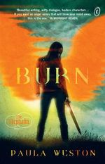Burn : Rephaim - Paula Weston