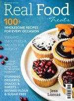 Real Food Treats - Jess Lomas