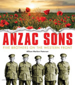 Anzac Sons - Allison Marlow Paterson