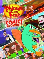 Disney's Phineas and Ferb Treasury Volume 1 Tp - Disney Storybook Artists