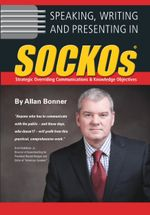 Speaking, Writing and Presenting In SOCKOS - Allan Bonner