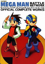 Mega Man Battle Network : Official Complete Works - Capcom