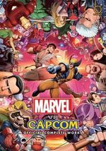 Marvel Vs Capcom : Official Complete Works - UDON