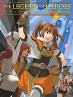 The Legend of Heroes : The Characters - Falcom Nihon