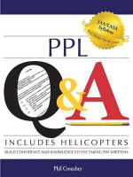 Ppl Q & A - Phil Croucher