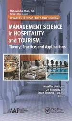Management Science Applications in Hospitality and Tourism - Muzaffer Uysal