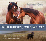 Wild Horses, Wild Wolves : Legends at Risk at the Foot of the Canadian Rockies - Maureen Enns