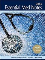 Essential Med Notes 2014 - Milianan Vojvodic
