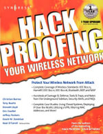 Hackproofing Your Wireless Network - Les Owens