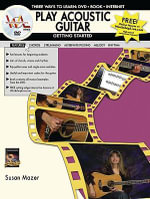 Play Acoustic Guitar : Getting Started - Susan Mazer