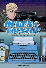 Queen and Country Scriptbook : v. 1 - Greg Rucka