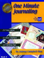One Minute Journaling - Joanna Campbell Slan