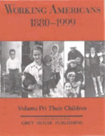Working Americans 1880-1999 : Their Children - Laura Mars-Proietti
