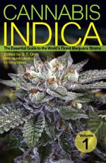 Cannabis Indica : The Essential Guide to the World's Finest Marijuana Strains