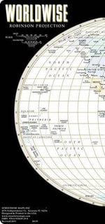 Streetwise World Map - Laminated Map of the World - Worldwise - Streetwise Maps Inc