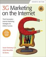 3g Marketing on the Internet : Third Generation Internet Marketing Strategies for Online Success - Susan Sweeney
