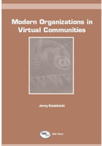 Modern Organizations in Virtual Communities