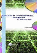 Managing It in Government, Business & Communities - Gerry Gingrich