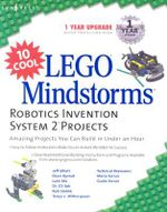 10 Cool Lego Mindstorm Robotics Invention System 2 Projects : Amazing Projects You Can Build in Under an Hour - Mario Ferrari