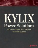 Kylix Power Solutions with Don Taylor, Jim Mischel & Tim Gentry - Jim Mischel & Tim Gentry Don Taylor