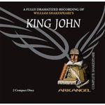 King John : Arkangel Complete Shakespeare - William Shakespeare