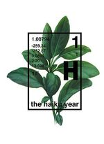 The Haiku Year - Douglas A. Martin