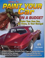 How to Paint Your Car on a Budget : Cartech - Pat Ganahl